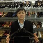 初めまして、中田工芸の原田と申します。