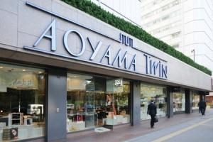 aoyama twin