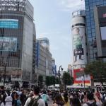 進化する渋谷の街に刺激を受ける